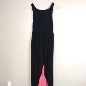 Cynthia Rowley Sleeveless Maxi Dress Stretch S